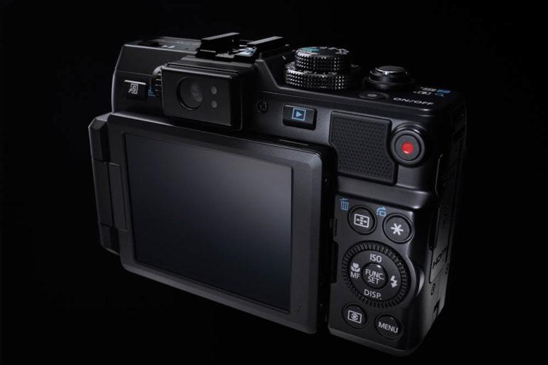 PowerShot G1 X Gallery 08vari angle LCD3