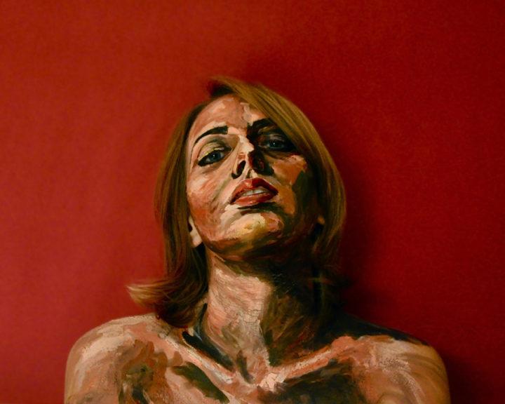 Alexa Meade Melange Peinture Photo Et Installation Lense