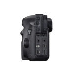 EOS 5D mIII SIDE RIGHT OUTPUT TERMINALS