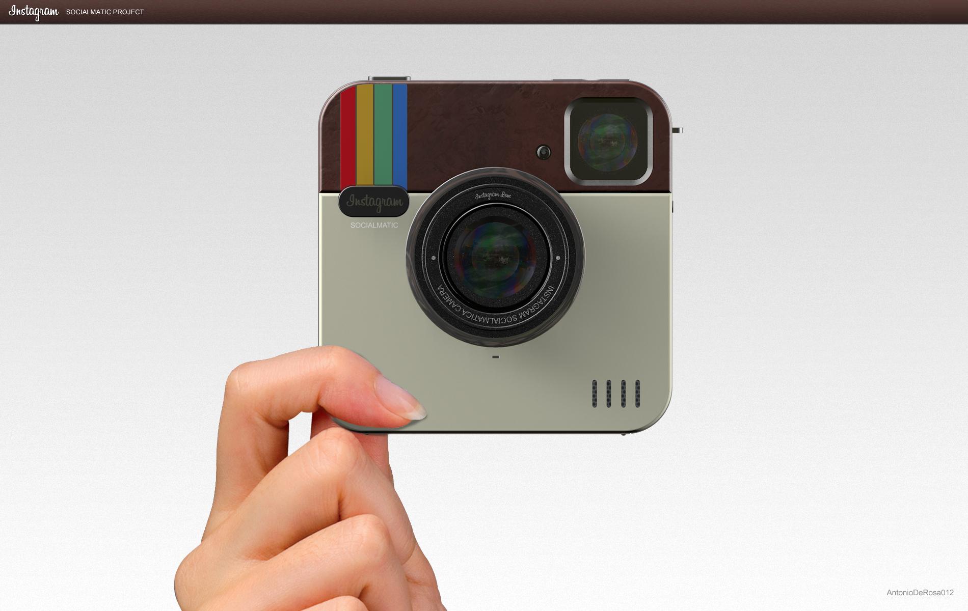 On ne prends pas tout, mais l idée et le form factor, qui combinent un mini  appareil photo connecté avec imprimante, restent séduisants ! bfe44971a9ff