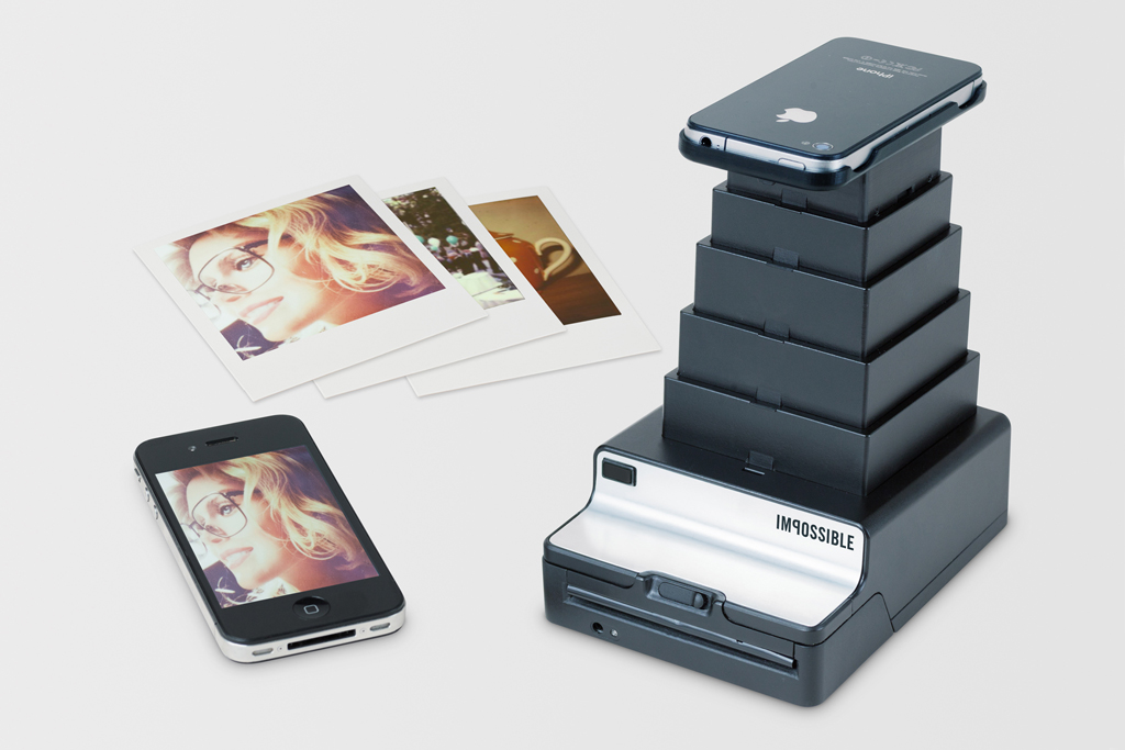 impossible instant lab polaroid quand l 39 iphone se transforme en polaroid lense. Black Bedroom Furniture Sets. Home Design Ideas
