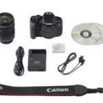 EOS 700D KIT w EF-S 18-135mm IS STM
