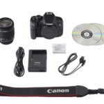 EOS 700D KIT w EF-S 18-55mm IS STM