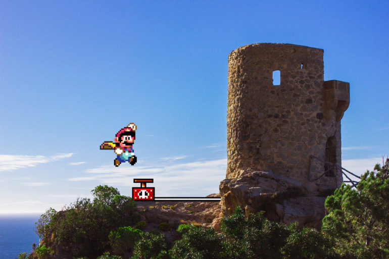 real_bits___super_mario_world__castle_demolition_by_victorsauron-d5xwszo.jpg