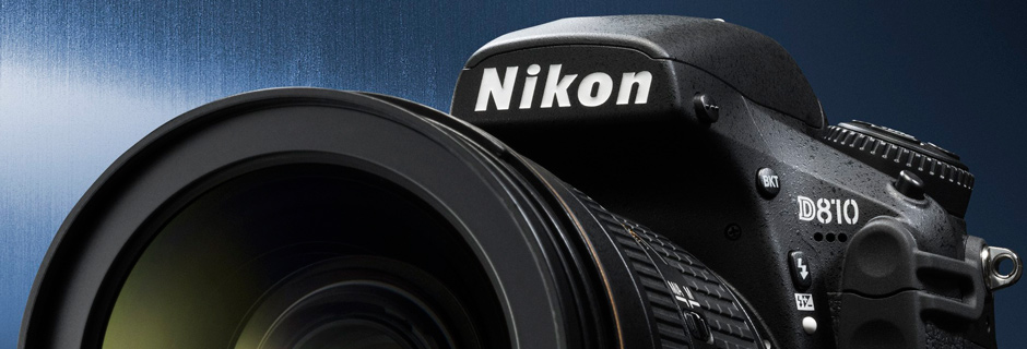 Image illustrative de l'article Nikon D810 : une évolution en forme de fusion