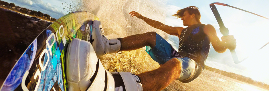 Image illustrative de l'article GoPro Hero4 Black et Hero4 Silver : 4K, ou écran tactile ?
