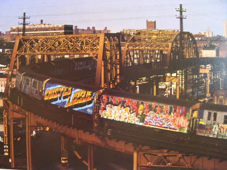 Duster-and-Lizzie-1982-crossing-the-Bronx-River-at-Whilock1.jpg