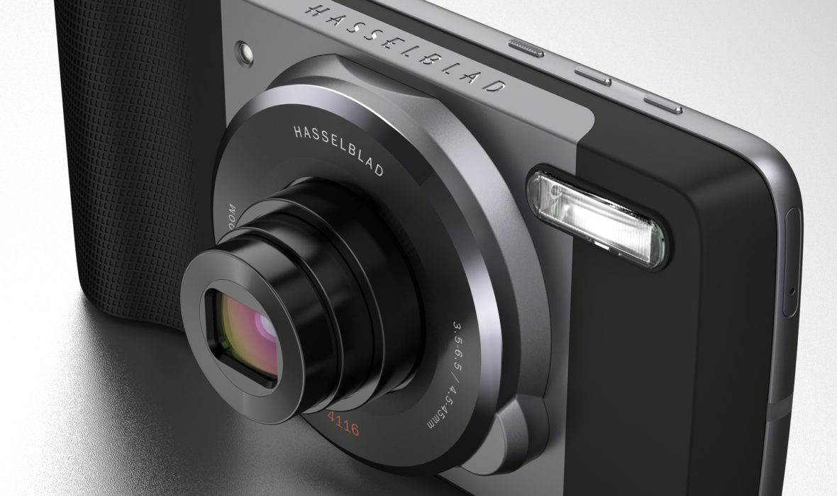 True Zoom : un module photo signé Hasselblad pour Motorola ...