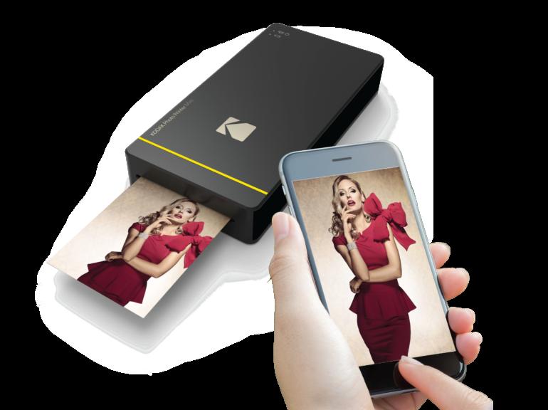 imprimante kodak mini pour smartphone