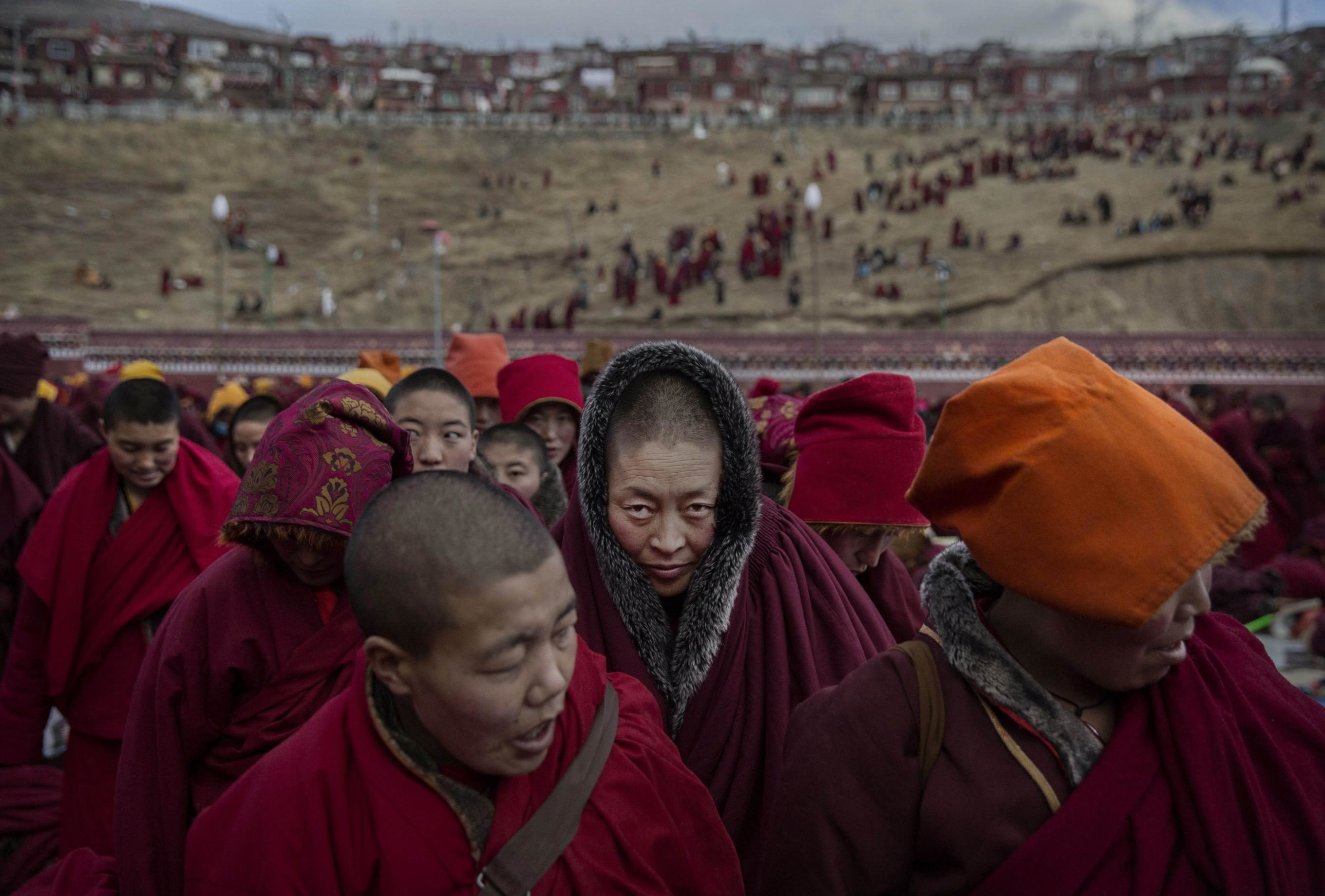 Bliss Dharma Assembly - © Kevin Frayer