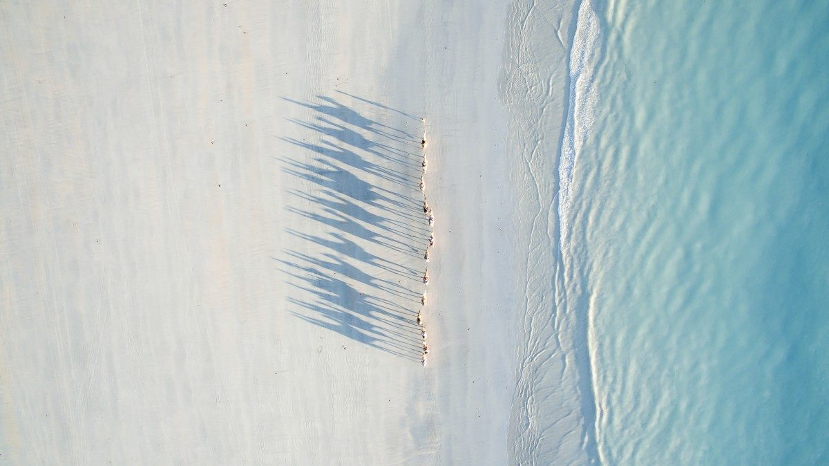 Cable Beach, Australia - © Todd Kennedy