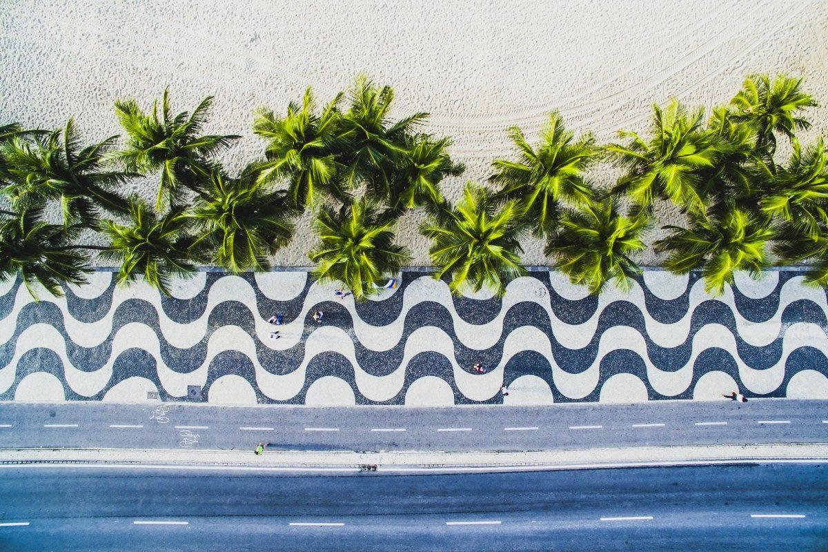 Copacabana, Rio de janeiro, Brazil - © Ulysees Padihla