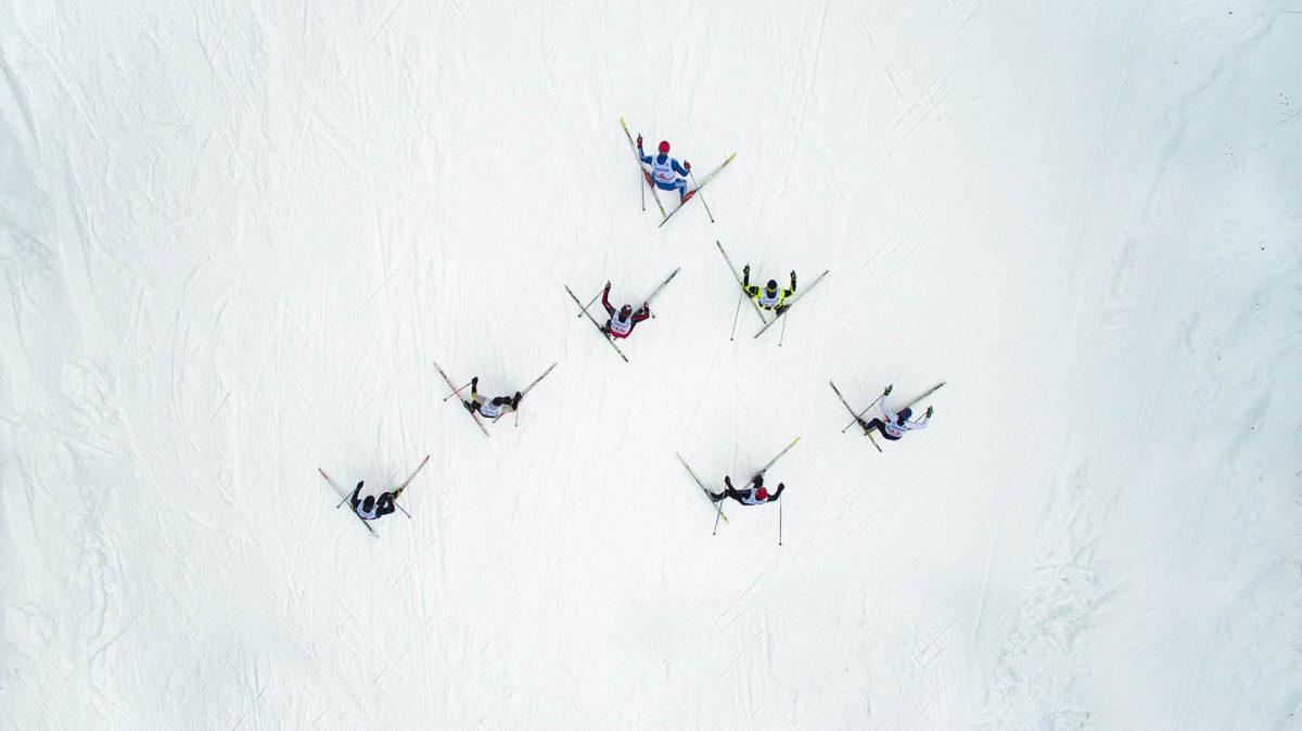 Ski race, Adzhigardak, Asha, Russia - © Maksim Tarasov