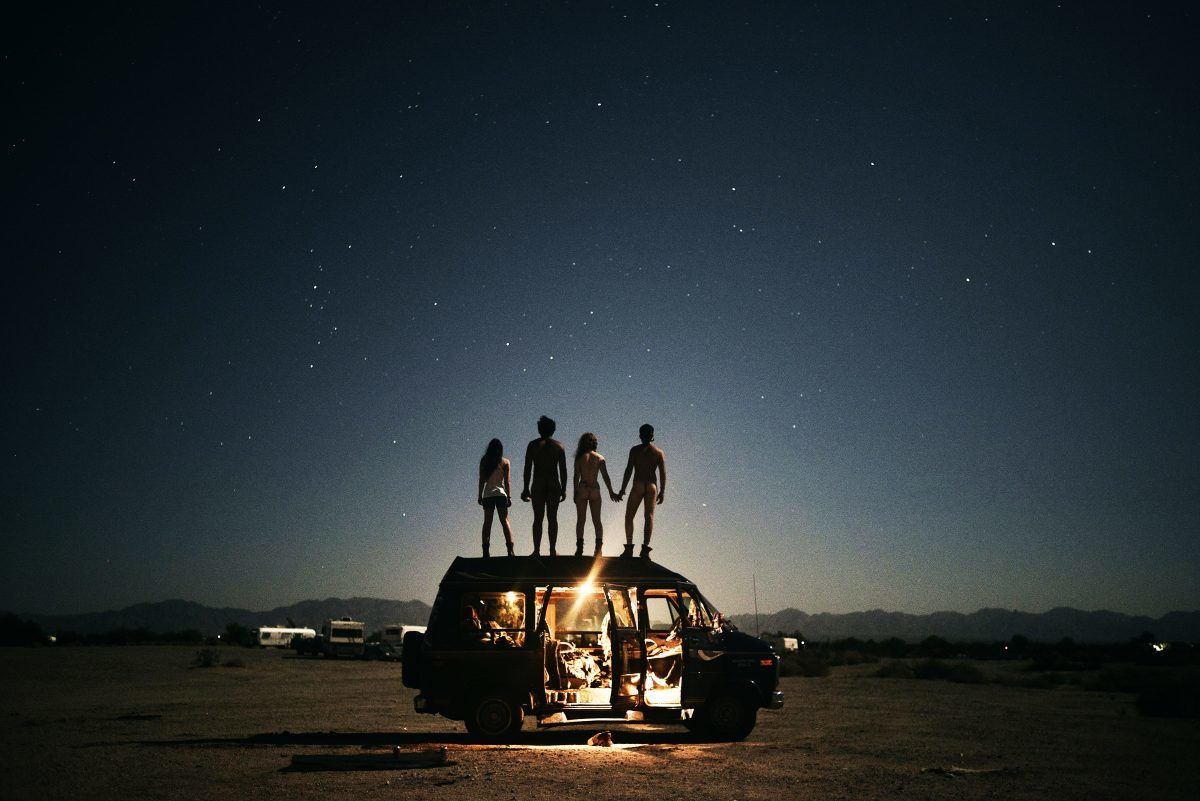 Stargazing - © Théo Gosselin et Maud Chalard