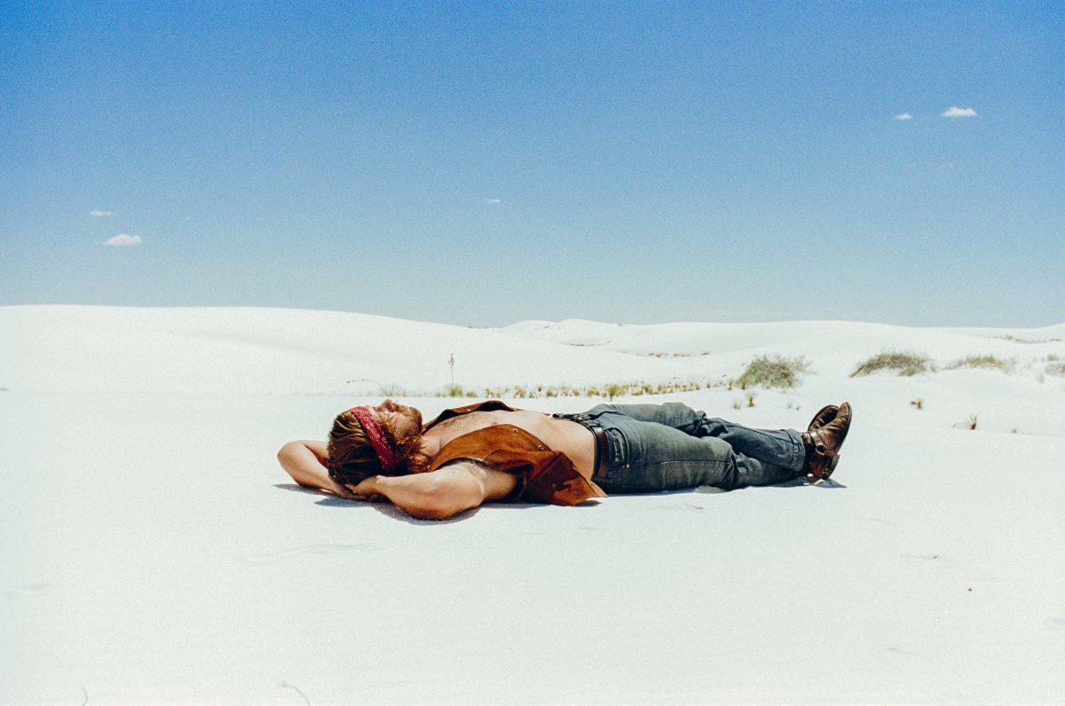 Théo White Sand - © Théo Gosselin et Maud Chalard