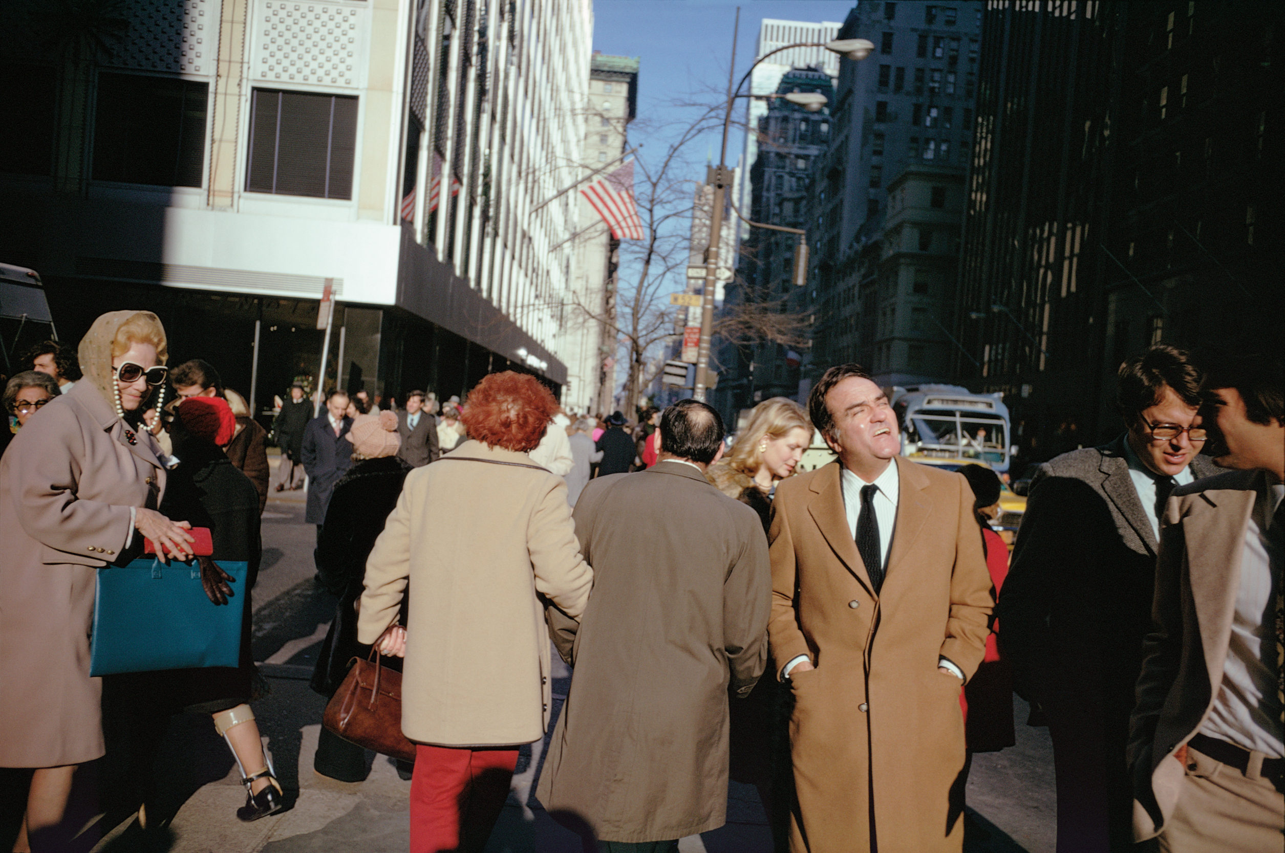 © Joel Meyerowitz, New-York City, 1974