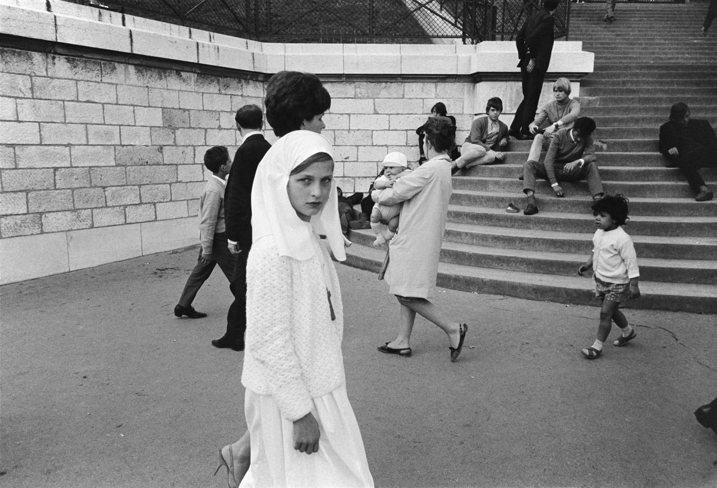 © Joel Meyerowitz, Paris, France, 1967