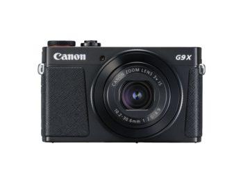 compact canon g9 x mark II