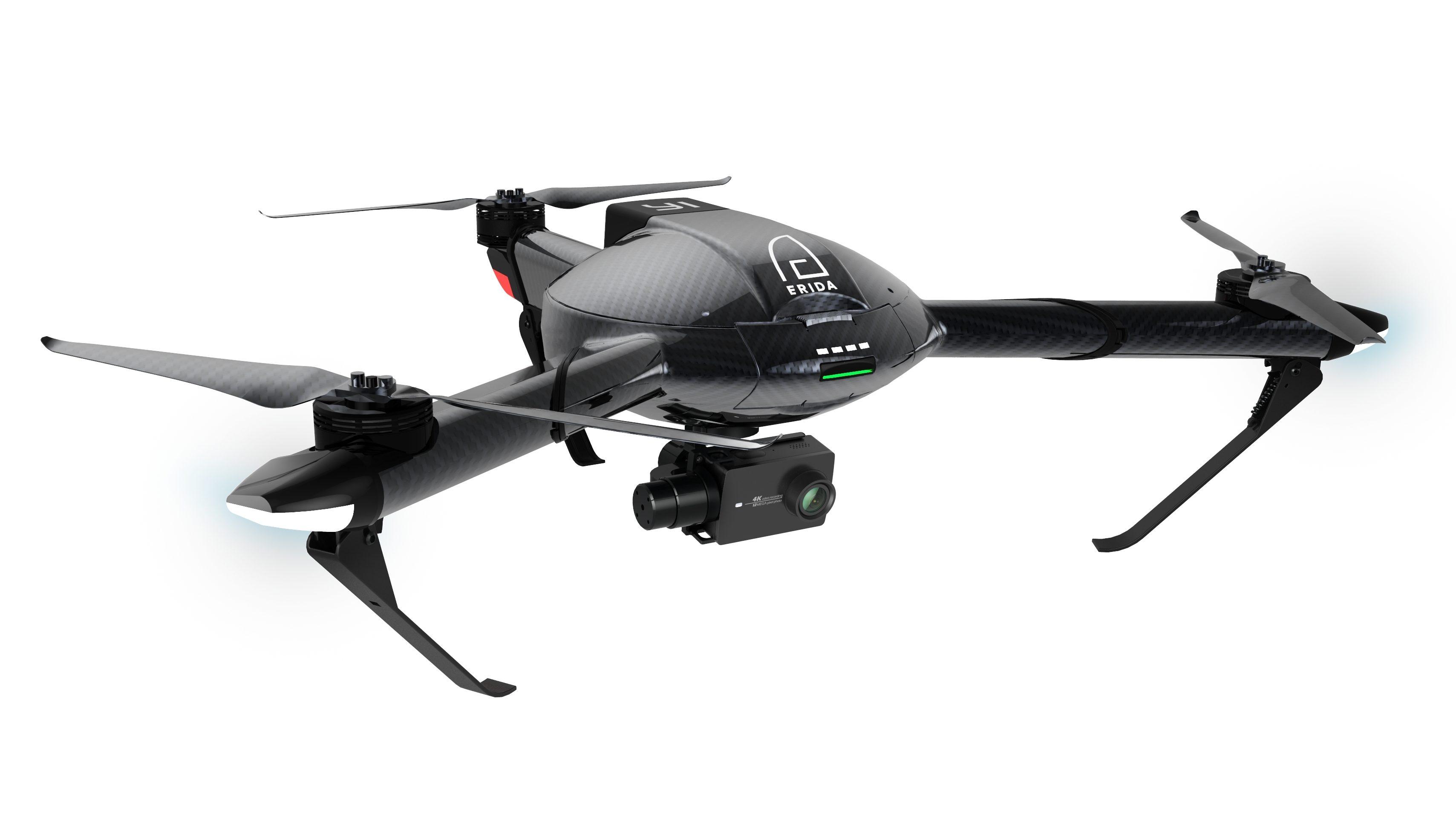 Le drone Yi Erida