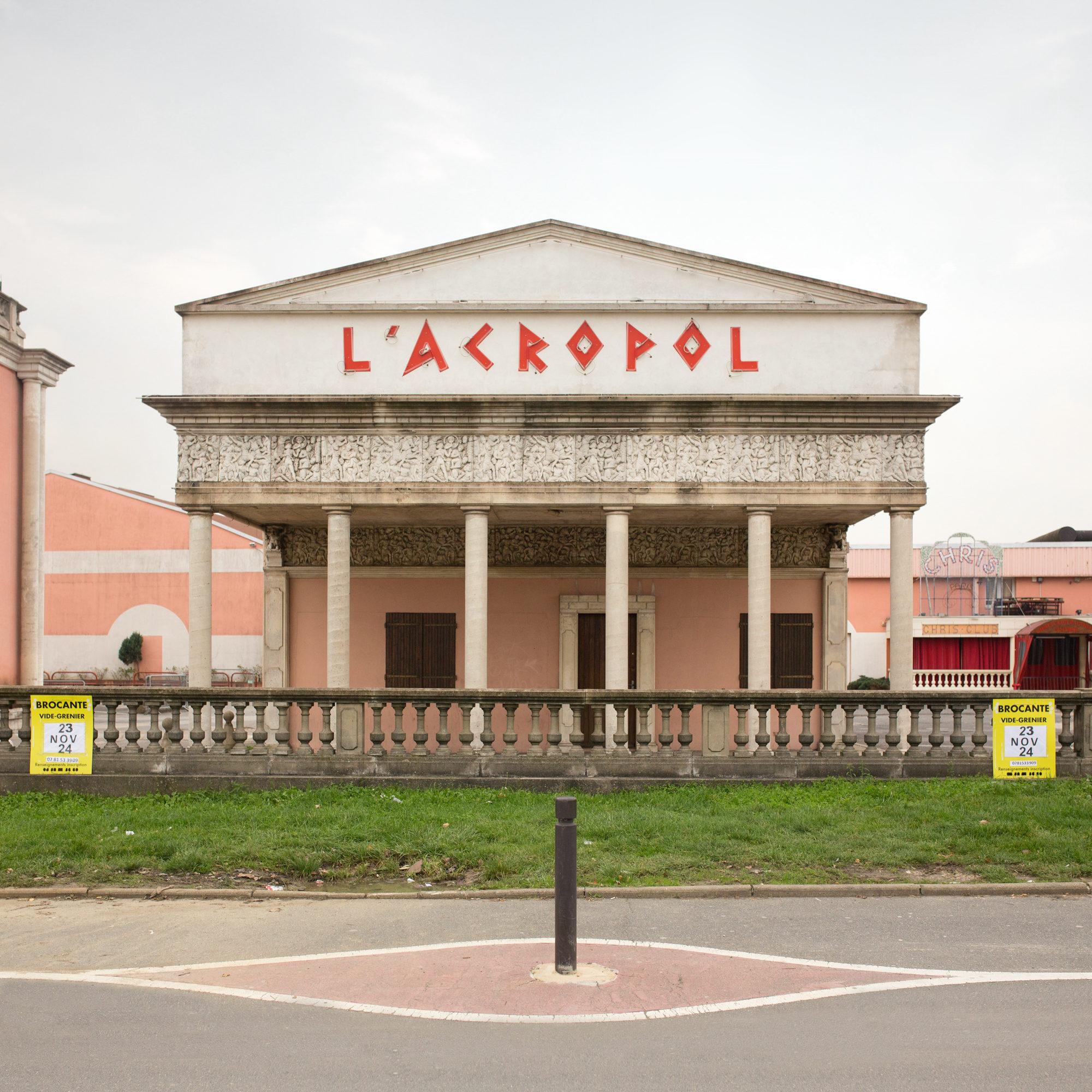 L'Acropol- © François Prost