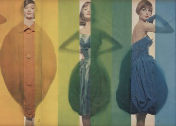 Rage for Color, Look, October 15th, 1958. © The Estate of Erwin