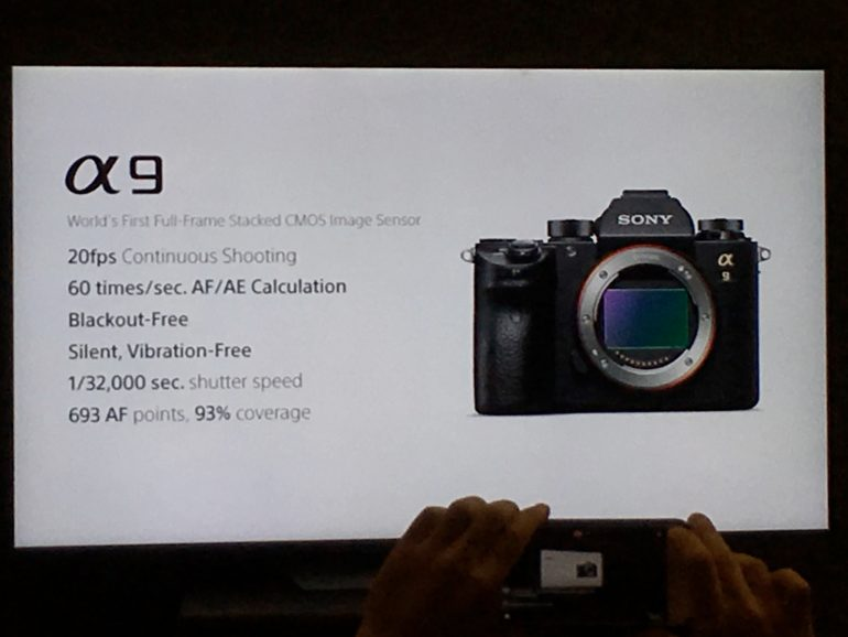 annonce-sony-alpha-9-a9