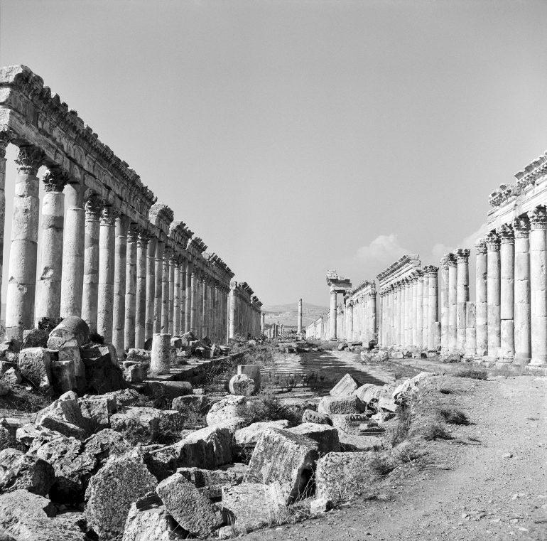 5.ApamÇe grande colonnade - Michel Eisenlohr