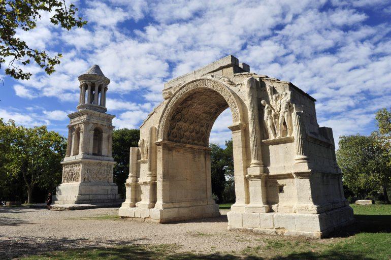 9. Site archeologique de Glanum - Didier Plowy - CMN