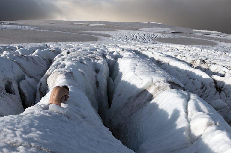 L'hypothèse glaciaire