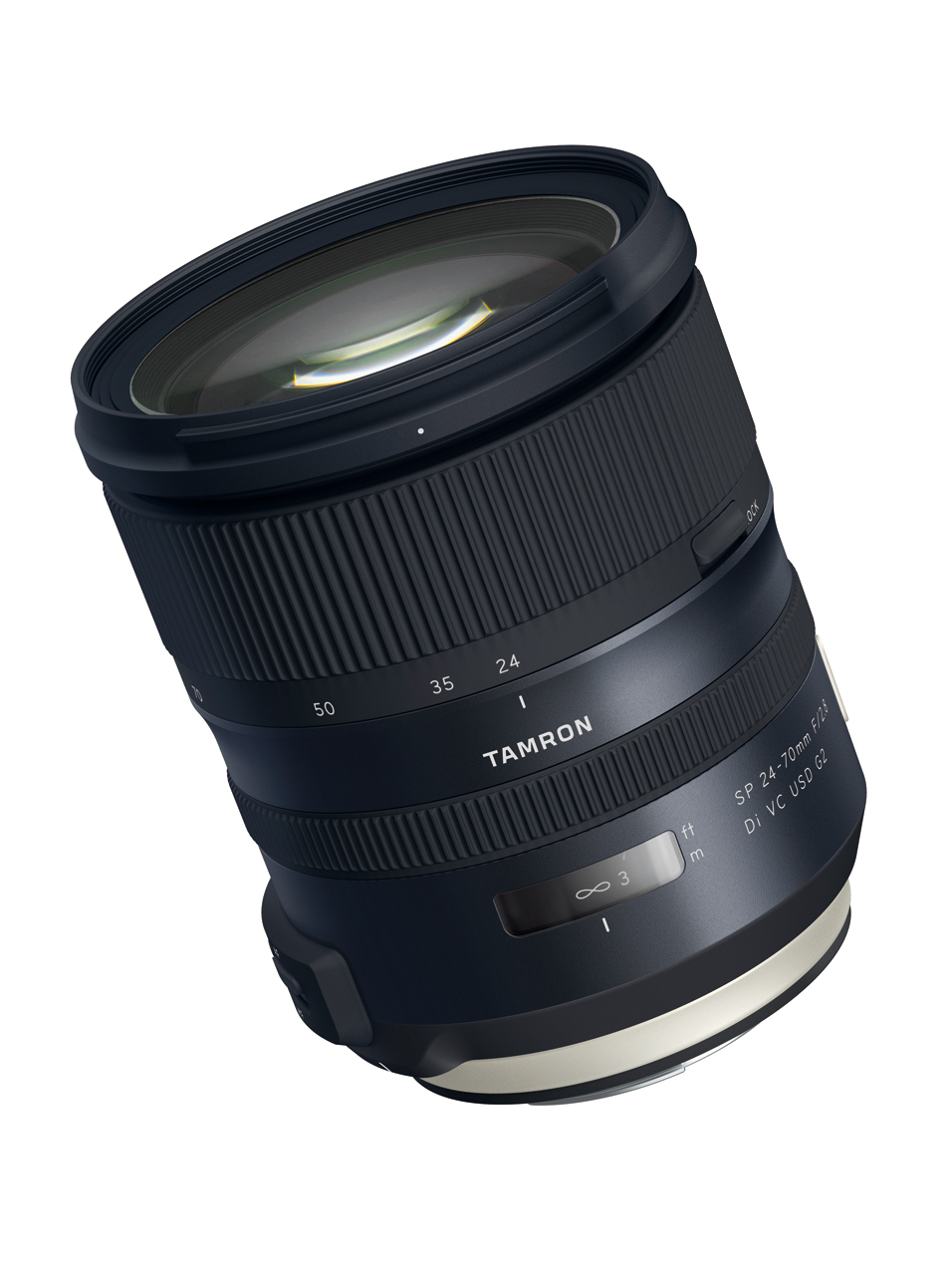 Tamron 24-70 mm f/2,8, version 2