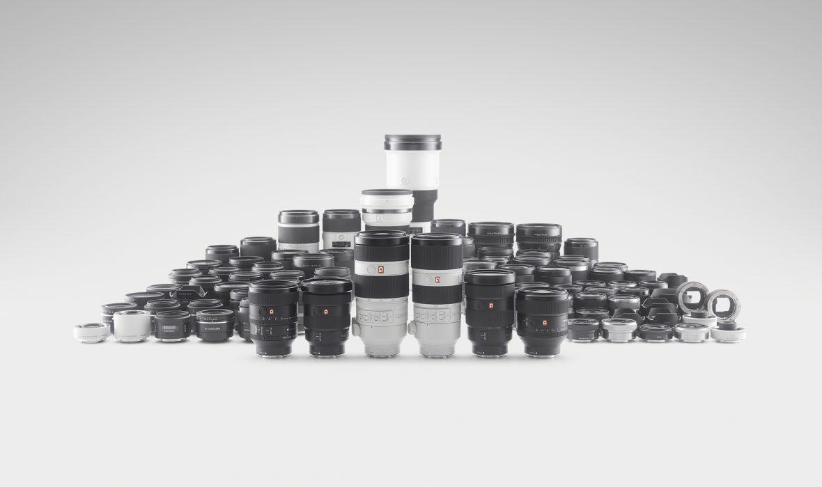 mises jour en s rie pour les optiques sony lense. Black Bedroom Furniture Sets. Home Design Ideas