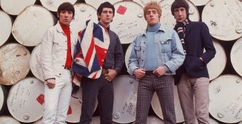 LE GROUPE DE ROCK BRITANNIQUE THE WHO