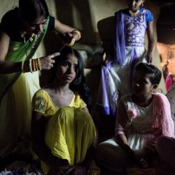Child Brides of Shravasti