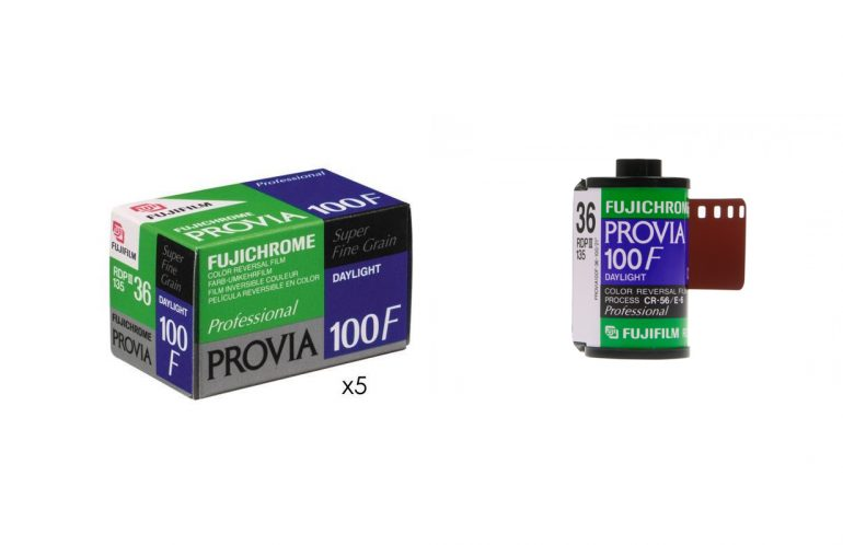 PROVIA-100-F