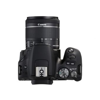 Canon-eos-200D-dessus