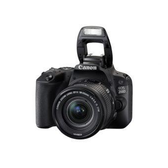 Canon-eos-200D-flash