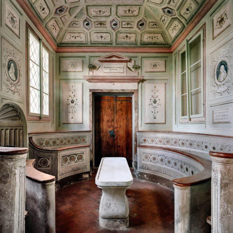 Catastani The Modern Spirit Is Vivisective_Anatomical Theatre, Surgery School, Pistoia