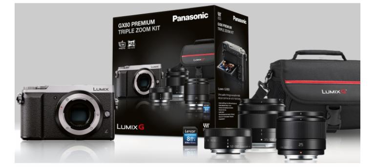 Panasonic lumix d but des offres de remboursement de for Housse lumix gx80