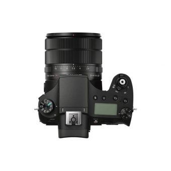 sony-rx-10-III-dessus