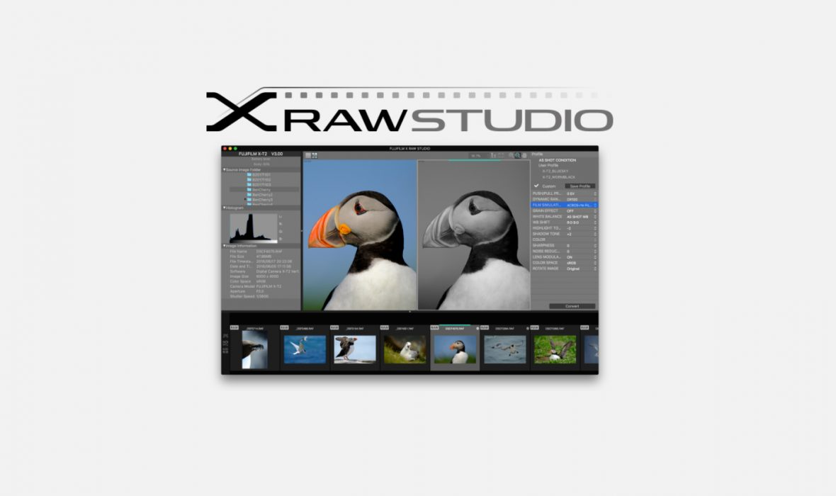 x-raw-studio