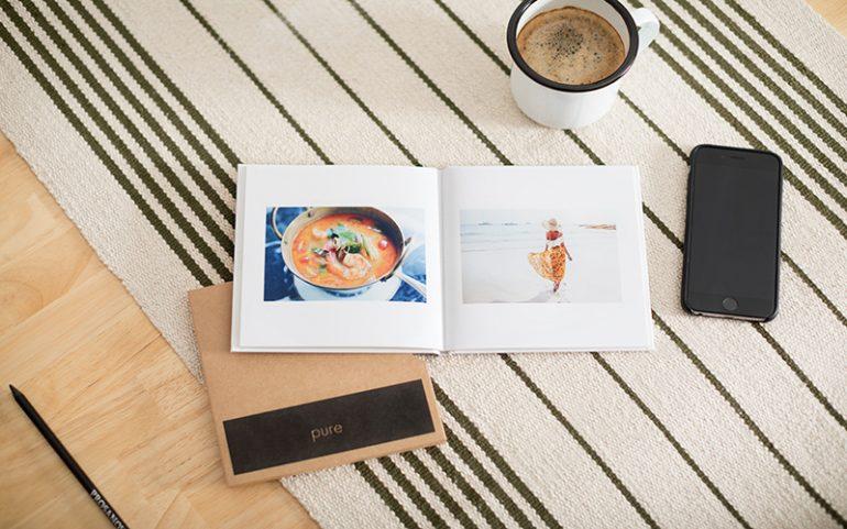 CEWE-FOTOBUCH-PURE-Doppelseite-Instagram
