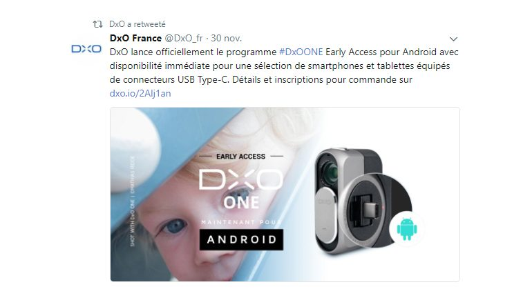 DXO-one-android-annonce