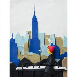 Empire State Building, New York City, 1955 by Elliott Erwitt