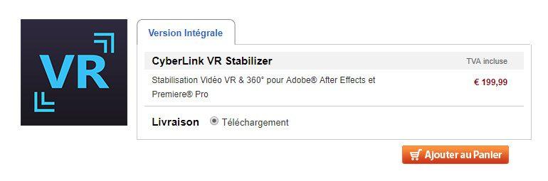 cyberlink_VR_commande