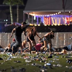 LAS VEGAS, Oct. 1-David Becker_Getty Images