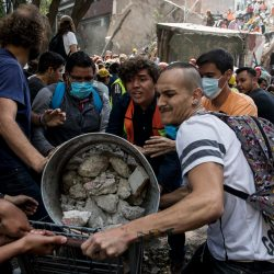 MEXICO CITY, Sept. 19-Adriana Zehbrauskas for The New York Times