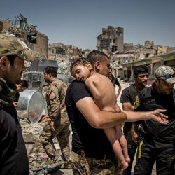 MOSUL, IRAQ, July 12 -Ivor Prickett for The New York Times