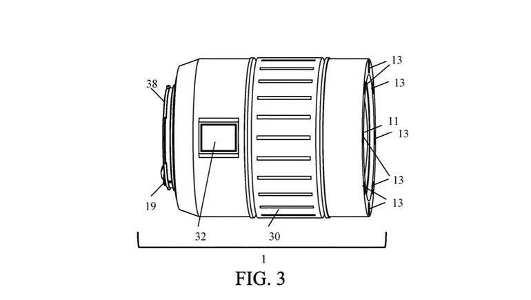 canon-brevet-capteur-empreintes-optique