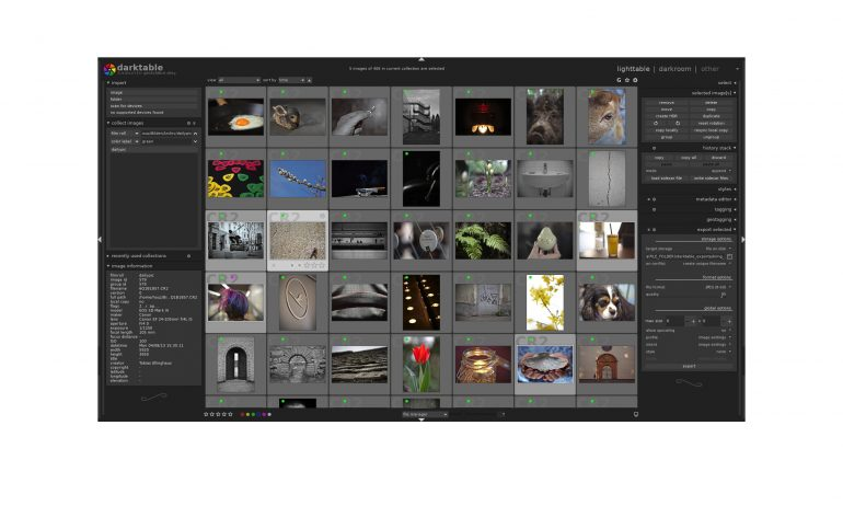 Darktable : la solution gratuite pour remplacer Lightroom ?