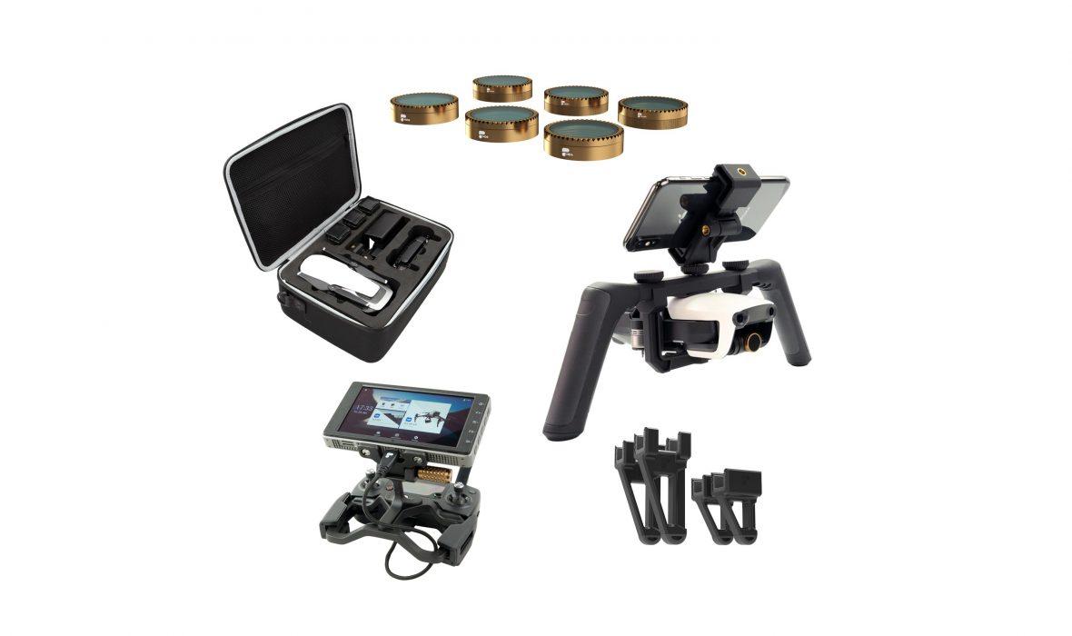 polar pro une gamme d 39 accessoires compl te pour le dji mavic air lense. Black Bedroom Furniture Sets. Home Design Ideas